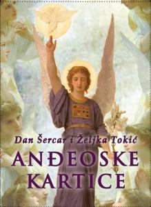 Anđeoske kartice - naslovnica