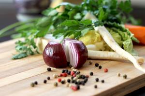 Pravilna i uravnotežena prehrana, slika