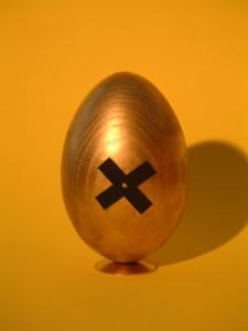 Duhovno slavlje Uskrsa: Suprematističko žalovanje, slika
