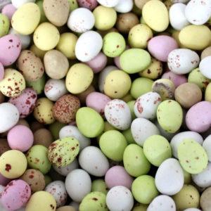 Jaja, različite boje, slika