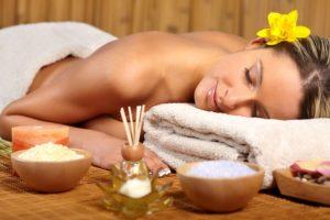 wellness, Tai masaža