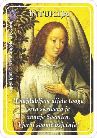 Poruke anđela - Intuicija