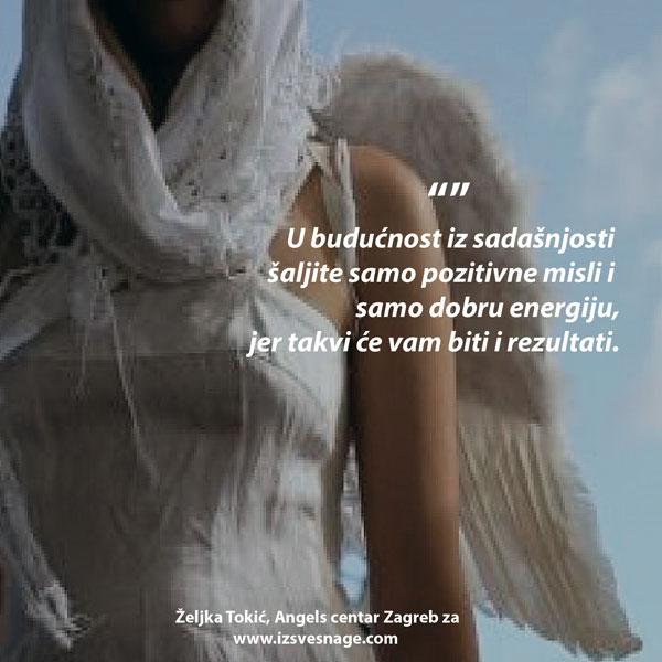 Otpuštanje, poruke anđela